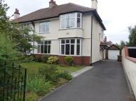 4 bed semi detached home in Birkenhead Road, Meols