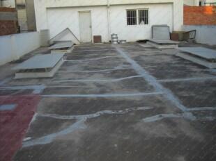 Terrace of 110 sqm