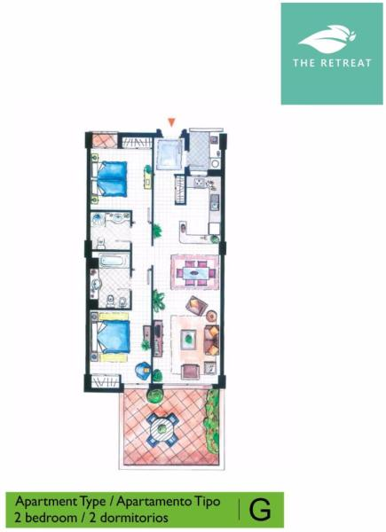 Floorplan Type G