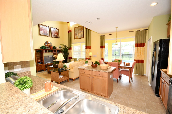 Kitchen and Family