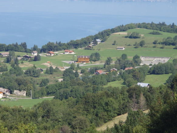 local view lac leman