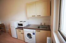 Studio flat in Montpelier Road, London...
