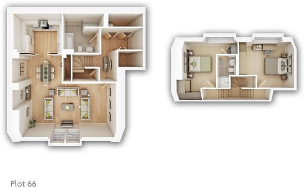 Plot 66 Floorplan