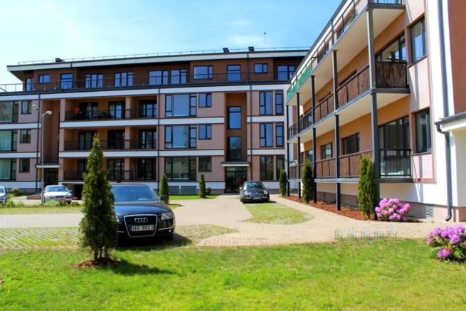 Apartment in Jurmala
