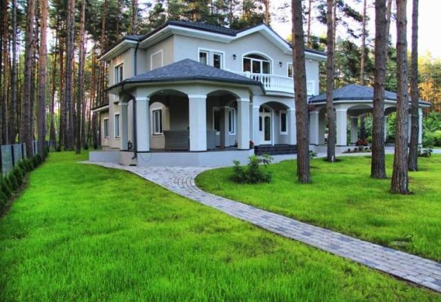 Houses in Latvia