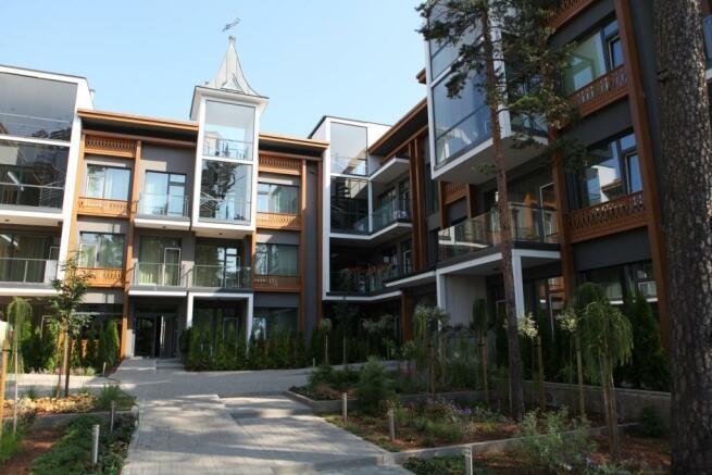 Apartments in Jurmal