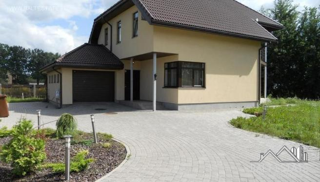House in Latvia