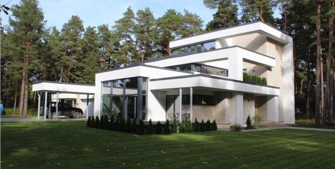 Villa in Latvia
