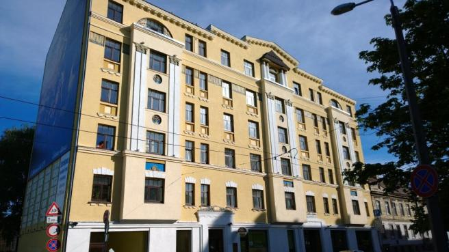 Houseownership Riga