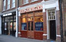 Endell Street Restaurant to rent