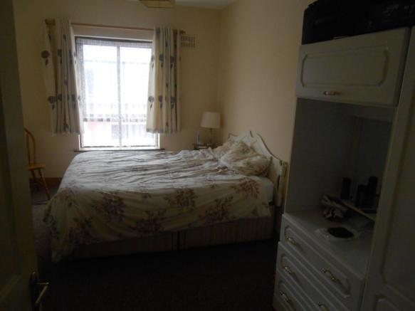 Apt 1 - Bedroom