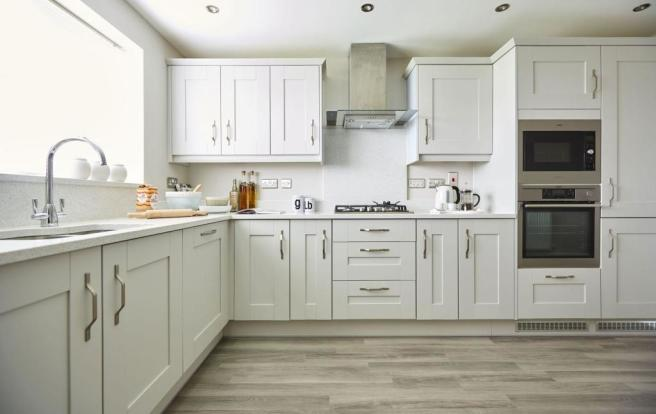 Typical Thame fitted kitchen