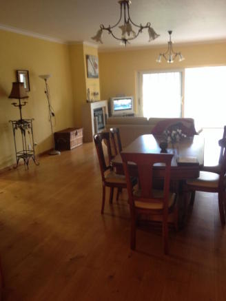 Dining Area & Living