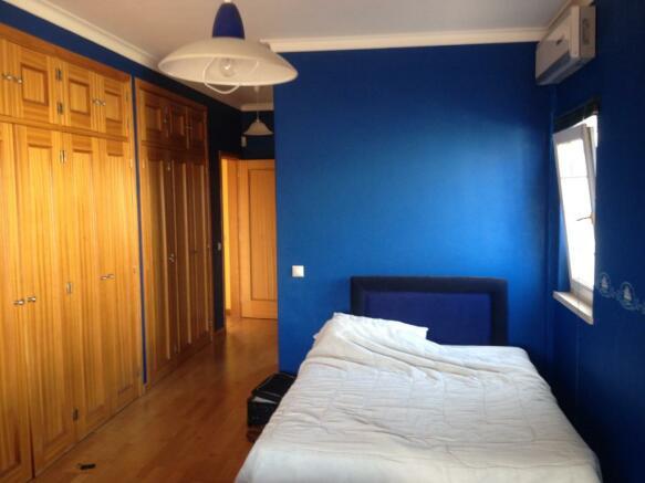 Bedroom on FF