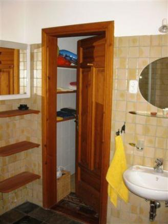 View to utility room