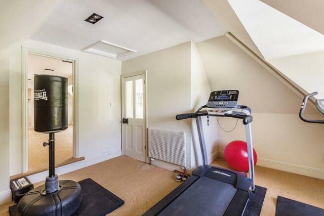 Gym/Bedroom 7