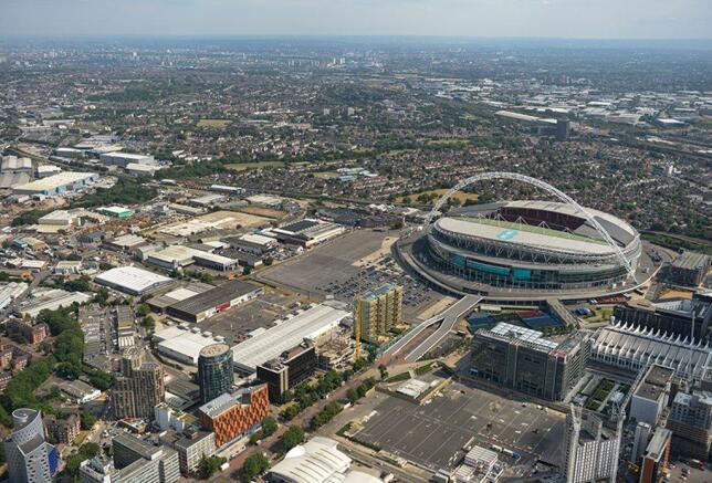 Wembley Park Gate