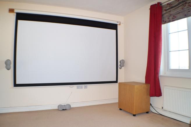 Cinema/Bedroom 2