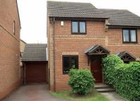 2 bedroom semi detached property in Mellier Close, Narborough