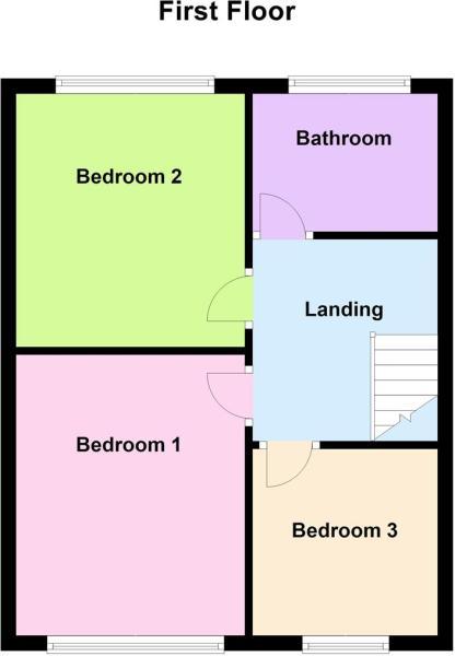 2 tamerton - Floor 1