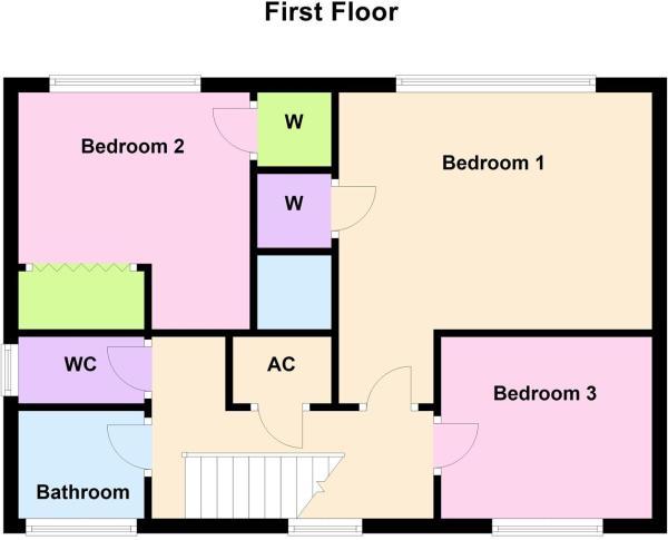 11 kepston - Floor 1