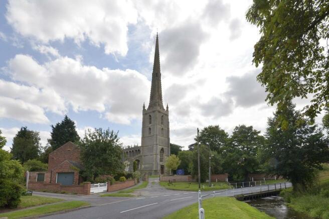 Bottesford local area