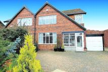 3 bedroom semi detached house for sale in St. Marys Avenue...