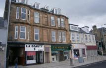Shop in West Clyde Street...
