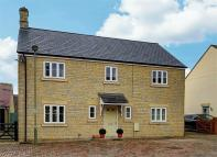 4 bed Detached house for sale in Charlotte Close...