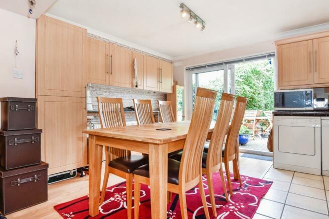 Kitchen/Dining Room/Breakfast Room