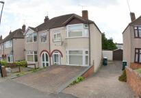 3 bed semi detached house in Cornelius Street...
