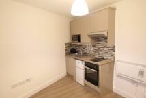 South End new Studio flat