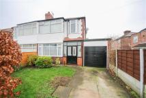 semi detached property for sale in Park View, Cheadle Heath...