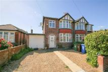 3 bed semi detached property in Dingle Grove, Gatley...