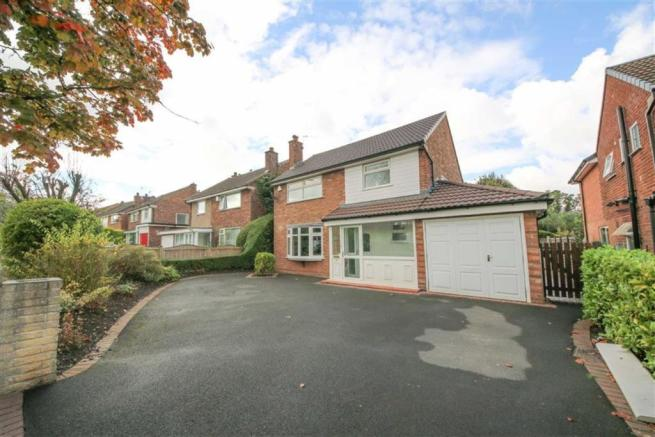 3 Bedroom Detached House For Sale In Queens Road Cheadle Hulme Stockport Sk8
