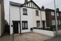 semi detached house to rent in Victoria Road, Saltney...