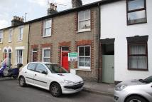 Terraced house in Cavendish Road