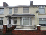 Terraced house in Park View, Tredegar...