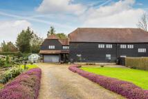 Hartfield Road Barn Conversion for sale