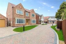 4 bed new home in Sovereign Court...