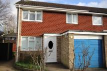 3 bed End of Terrace home to rent in Reynards Close, Winnersh