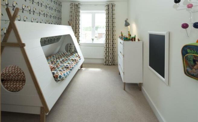 Oak Bedroom Four