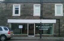 Shop in Clerk Street, Edinburgh...
