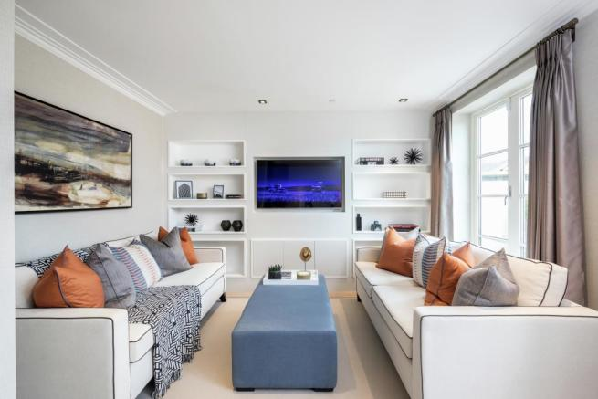 Showhome Living Room