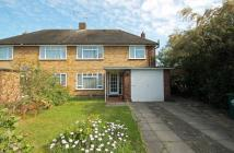 3 bed house in Pine Wood, Lower Sunbury