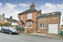 Detached home for sale in Hardwick Road, Redhill