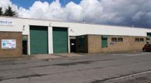 property to rent in 2B Pottishaw Place, Whitehill Industrial Estate Bathgate, EH48