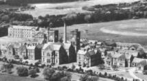 Land in Hartwood Hospital...