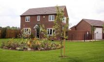 4 bed new house in Seagrave Road, Sileby...