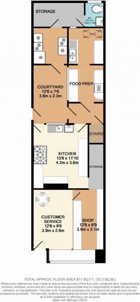 Floorplan 2D (Ground Floor)